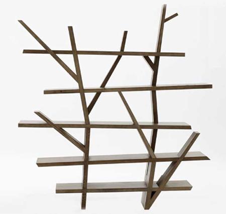 un meuble comme un arbre blogd co factorychic. Black Bedroom Furniture Sets. Home Design Ideas