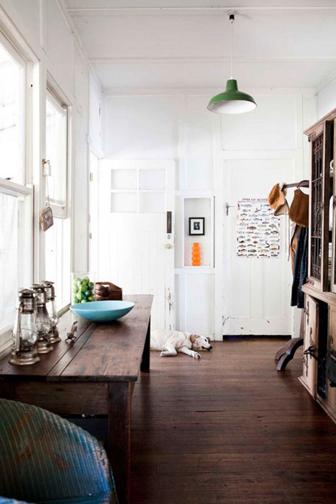 belle entrée de maison - Décoration Chic