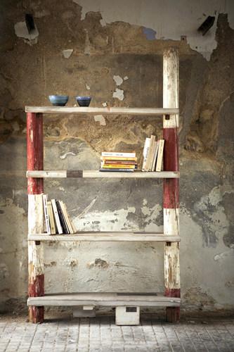étagère en bois - Décoration Chic