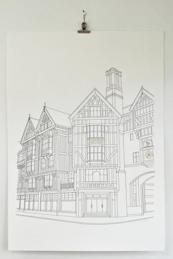 Liberty store UK