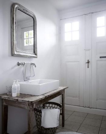 Beau meuble de salle de bain - FactoryChic