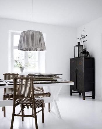 Très belle maison en Noir et Blanc - FactoryChic