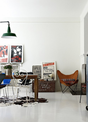 Ambiance mobilier Vintage