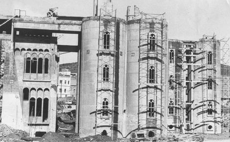 usine rénovée - photo d'époque 2