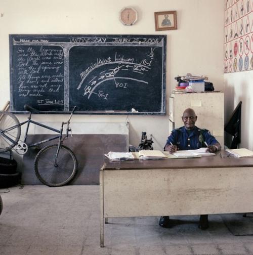 Bureau africain