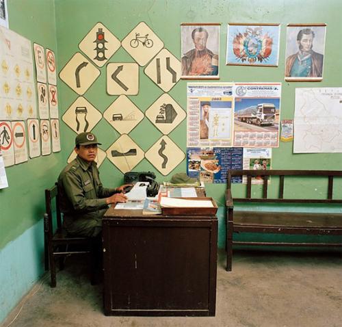 Bureau sud-américain