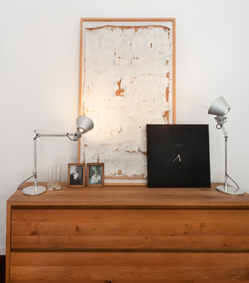 Commode mise en ambiance