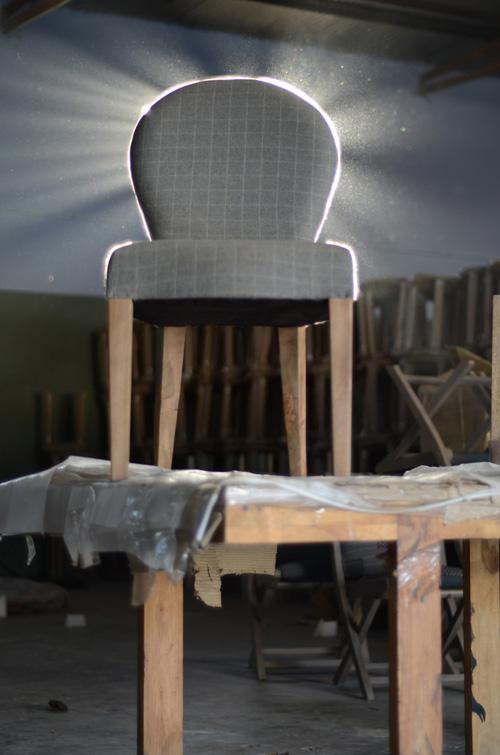 Sainte chaise