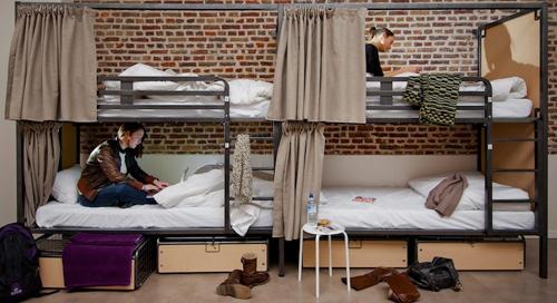 Les lits en métal du Gastama, parfait pour une décoration industrielle