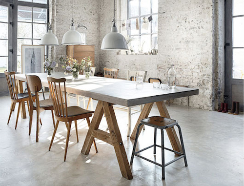 Loft industriel scandinave lille r novation et style - Decoration industrielle maison ...