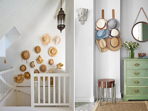 les chapeaux font la d co blogd co factorychic. Black Bedroom Furniture Sets. Home Design Ideas